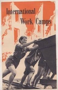 SIW vrijwiligersprojecten in de jaren 50
